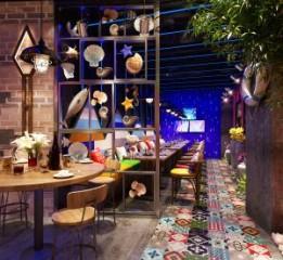 贵州贵阳餐厅设计公司之馋火炉鱼
