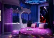 眉山主题酒店设计公司 | 爱琴海主题