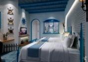 《南充美庐主题酒店》南充酒店设计|