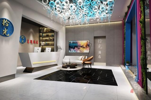 项目名称:营山美庐主题酒店 项目地址:四川省南充市营山县三星路北段142