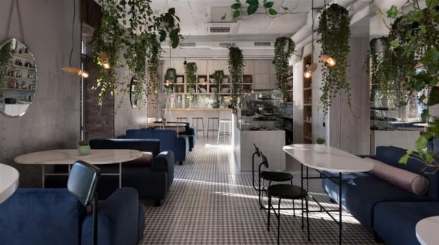 成都餐厅装修|成都餐厅设计|藏在成都小巷子里的网红餐厅