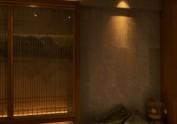 是水日本料理空间设计