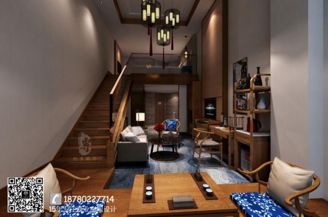 西安专业精品酒店设计公司