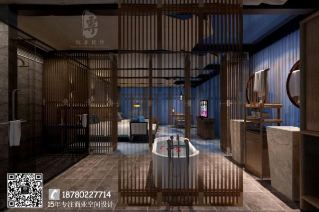西安特色酒店设计