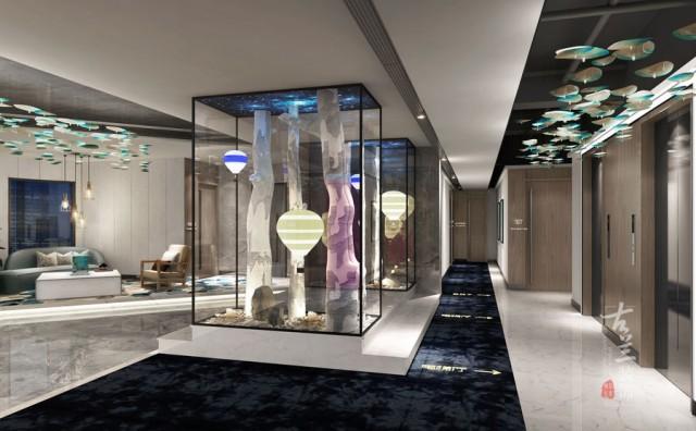 泸州主题酒店设计公司 | 热气球主题酒店设计项目