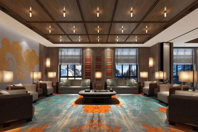 酒店的部门机构化太多、分工过细,这是酒店人力成本高的重要原因,因此,在管理机构设置上,红专设计分析应实行减少层级的策略。