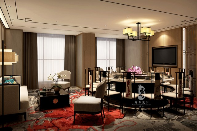 曲靖专业酒店的体量比较大,有足够的空间来设计。现在的酒店盈利的方式以及不止一种了。所以设计一些比较静雅的茶区也是可以的。