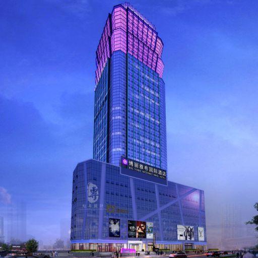 贵阳酒店设计公司