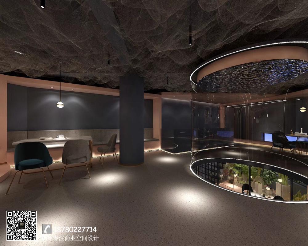 杭州专业餐厅设计公司-杭州餐厅装修效果图