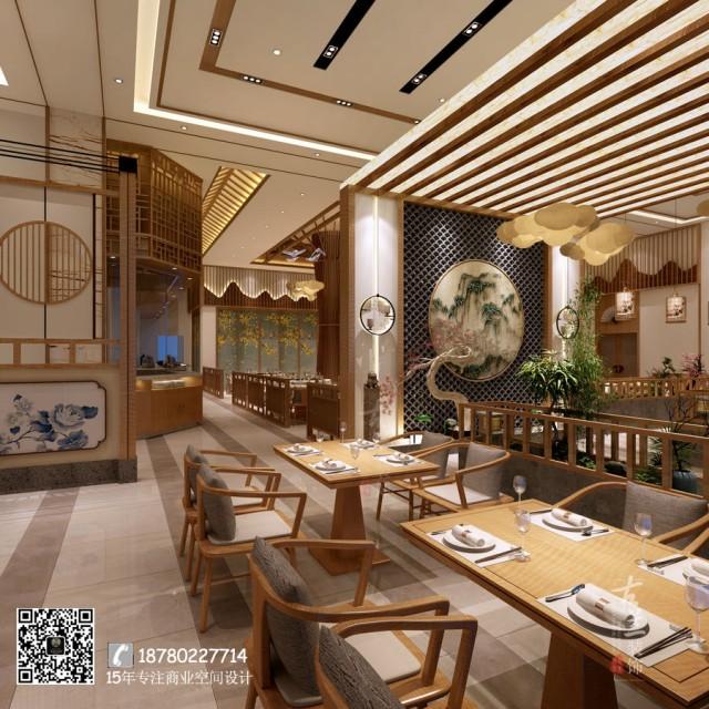 建德餐厅装修公司-建德餐厅设计公司