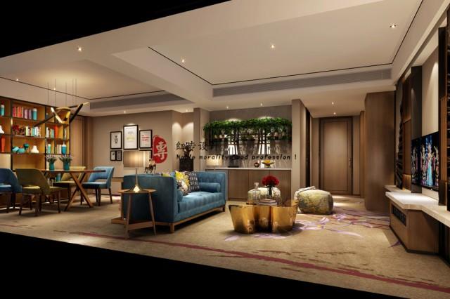 抚州酒店设计可以从入住酒店的房间上下功夫,比如冬季的时候天气比较干燥,此时房间可以设计自动加湿排气孔加以选择,不仅增强了空气中的湿度,同时也为整体的酒店设计品质做到了更好的提升,依赖于这些有效的方式进行施展和选择,是提高酒店氛围的最佳选择。