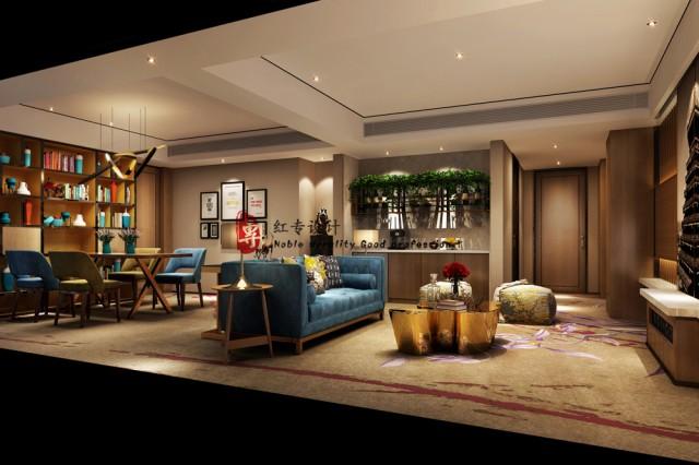 另外在房间当中采用地板铺设的方式,既能够给房间的舒适度取得改善,也可以提高屋内的设计衡量标准,让大家体会到它的不同所在,酒店的楼道可以通过夜明灯的设计,将人性化的设计理念得到更为有效的彰显。在进行整体的酒店服务阶段,提高室内的整体风格,为效果突出带来更多改进。