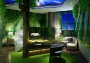 营山美庐主题酒店设计项目 | 南充酒
