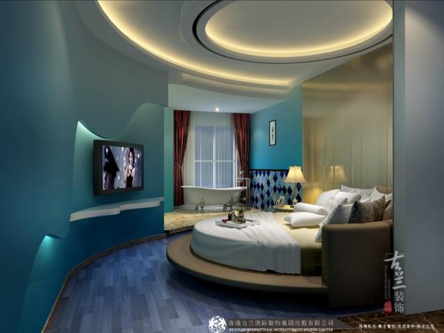 南充酒店设计公司 | 爱琴海主题酒店设计项目案例