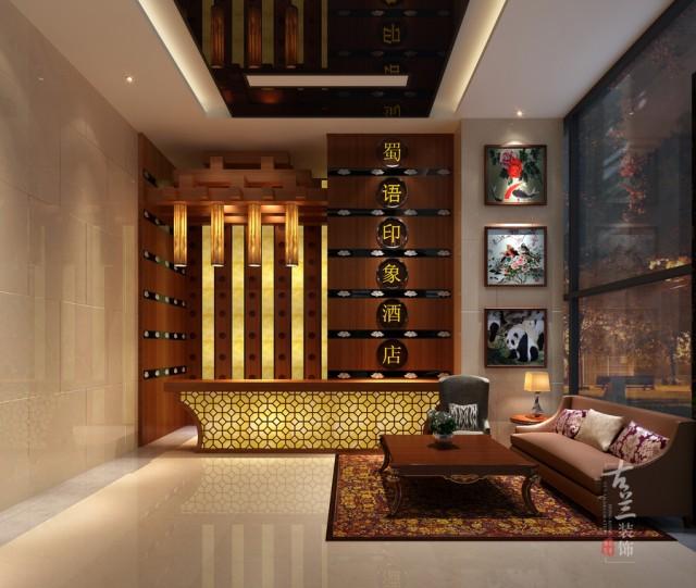 项目名称:成都蜀语印象酒店。 项目地址:成都世纪城新会展天府三街峰汇中心2栋。