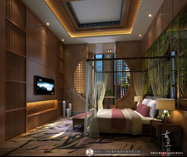 眉山酒店设计 | 蜀语印象精品酒店设计效果