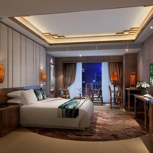 凉山酒店设计公司