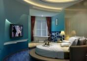 巴中主题酒店设计公司|爱琴海主题酒