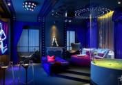 【交集线主题酒店】—重庆酒店设计丨