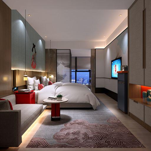 攀枝花酒店设计