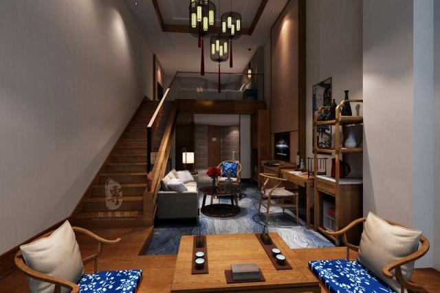 泸州酒店设计||花红别样精品酒店设计案例