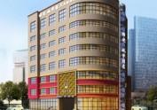 绵阳商务酒店设计案例图|绵阳专业商