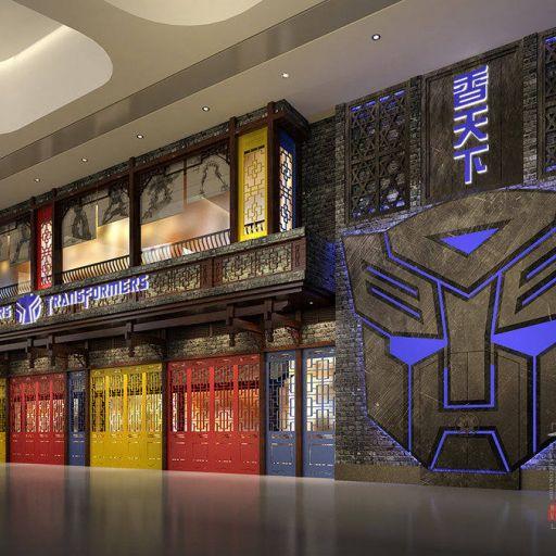 武汉火锅店设计