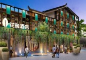 西安五星级酒店设计公司|南溪花逸酒