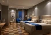 雅安精品商务酒店设计|雅安酒店设计