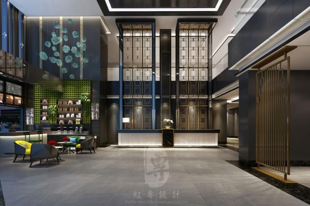 广元酒店设计公司 漫纯国际酒店
