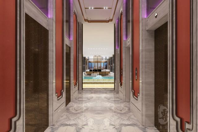 宜宾酒店设计公司|江安上沅国际酒店设计项目