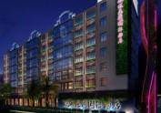延安五星级酒店设计公司|航城国际花