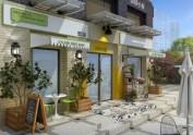 成都咖啡厅设计公司|囧囧小屋咖啡馆