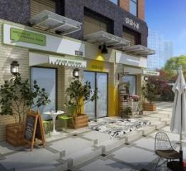 成都咖啡厅设计公司 囧囧小屋咖啡馆