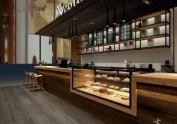 成都咖啡厅设计公司|新疆意利咖啡设