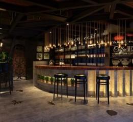 成都咖啡厅设计公司 COCO-COFFEE BAR