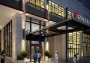 日照五星级酒店设计公司|艾途城市精