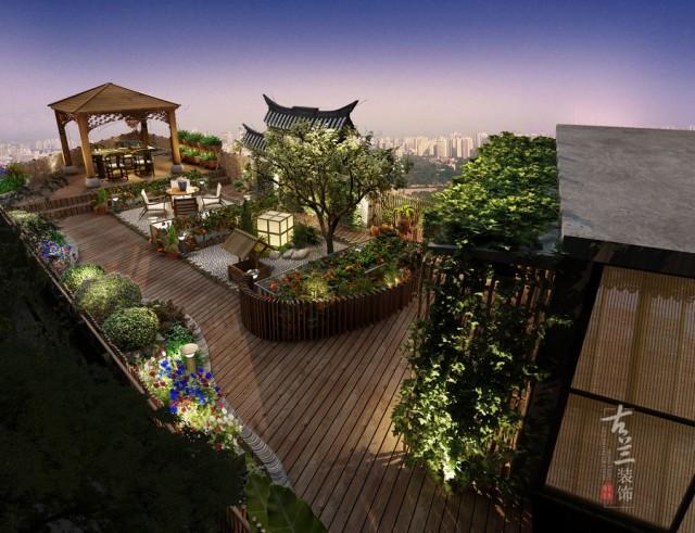 项目名称:茶话会茶会所。 项目地址:成都市青羊区草堂东路18号。