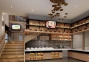 成都餐厅设计公司 | 蓉城小馆设计案