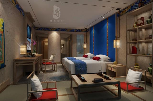 贵阳酒店设计公司 九黄湾国际温泉度假酒店