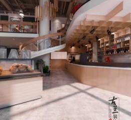 成都香月湖咖啡厅设计公司|开一家咖