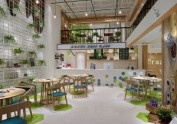 青岛专业咖啡厅设计公司|囧囧小屋咖