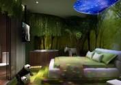 泸州酒店设计公司|恋念不忘情侣酒店