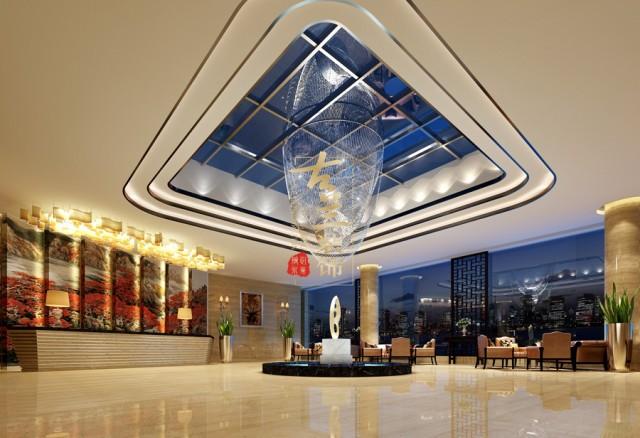 项目名称:珠峰大酒店。 项目地址:四川省成都市顺城大街288号。