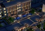武汉度假酒店设计公司|予与鱼精品度