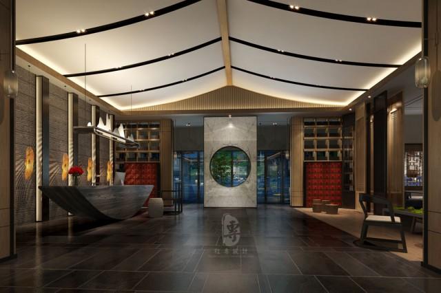 武汉度假酒店设计|武汉度假酒店设计公司