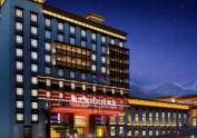甘孜酒店设计|康定锅庄温泉度假酒店