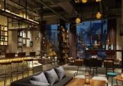 商洛咖啡厅设计装修公司|TID咖啡馆效