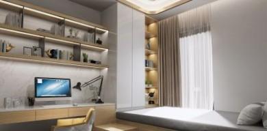 博雅首府现代简约风格设计