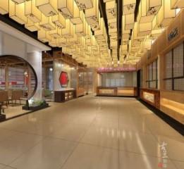 昆明迷你川香餐厅设计|成都中餐厅装修|成都中餐厅装修公司